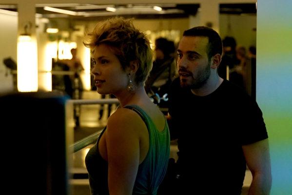 Emilie Franco (Erika Goossens) et Anthony Molina-Diaz (Le Buffle du Hainaut)