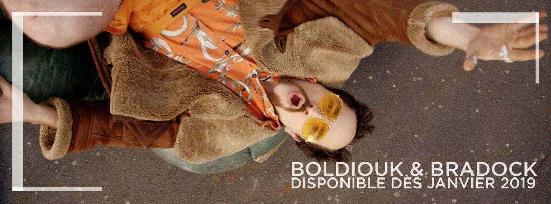 BOLDIOUK & BRADOCK est la nouvelle websérie de la RTBF !