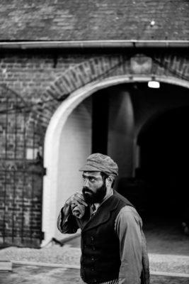 Anthony Molina-Diaz (Jean Valjean). © Théo Rubsinsky