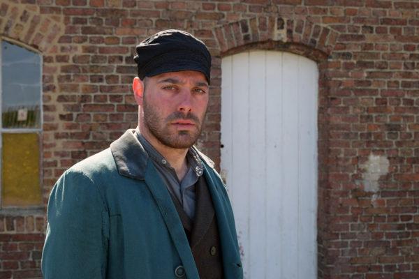 Anthony Molina-Diaz (Jean Valjean)
