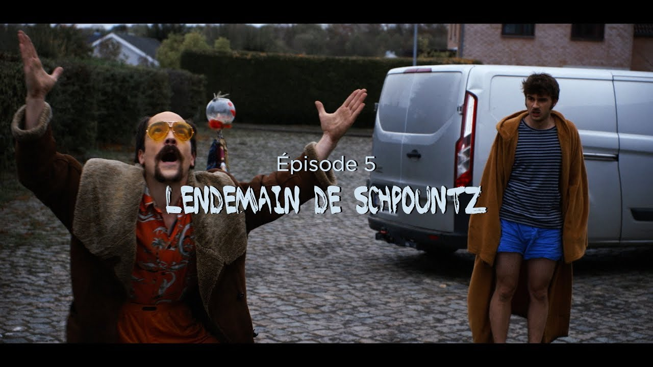 Boldiouk & Bradock S01E05 : Lendemain de Schpountz