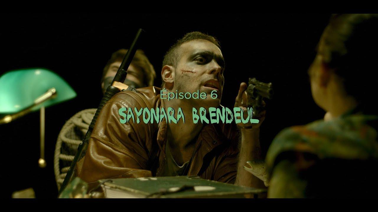 Boldiouk & Bradock S01E06 : Sayonara Brendeul
