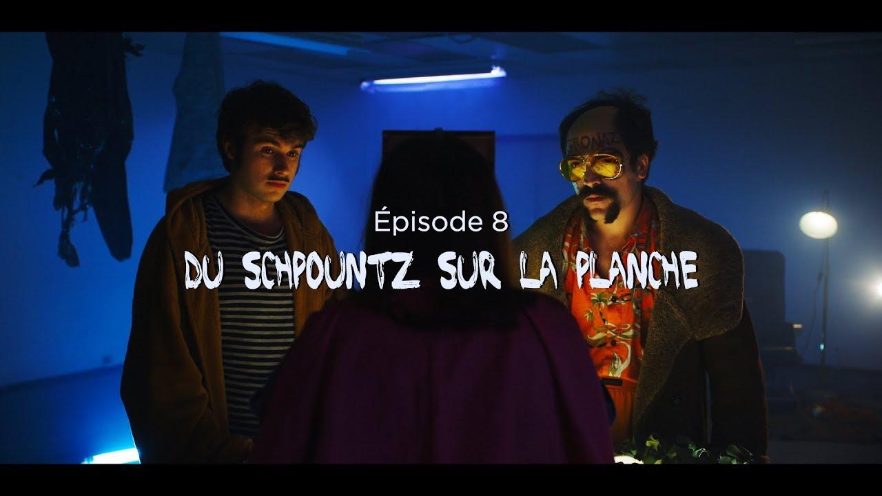 Boldiouk & Bradock S01E08 : Du Schpountz sur la planche