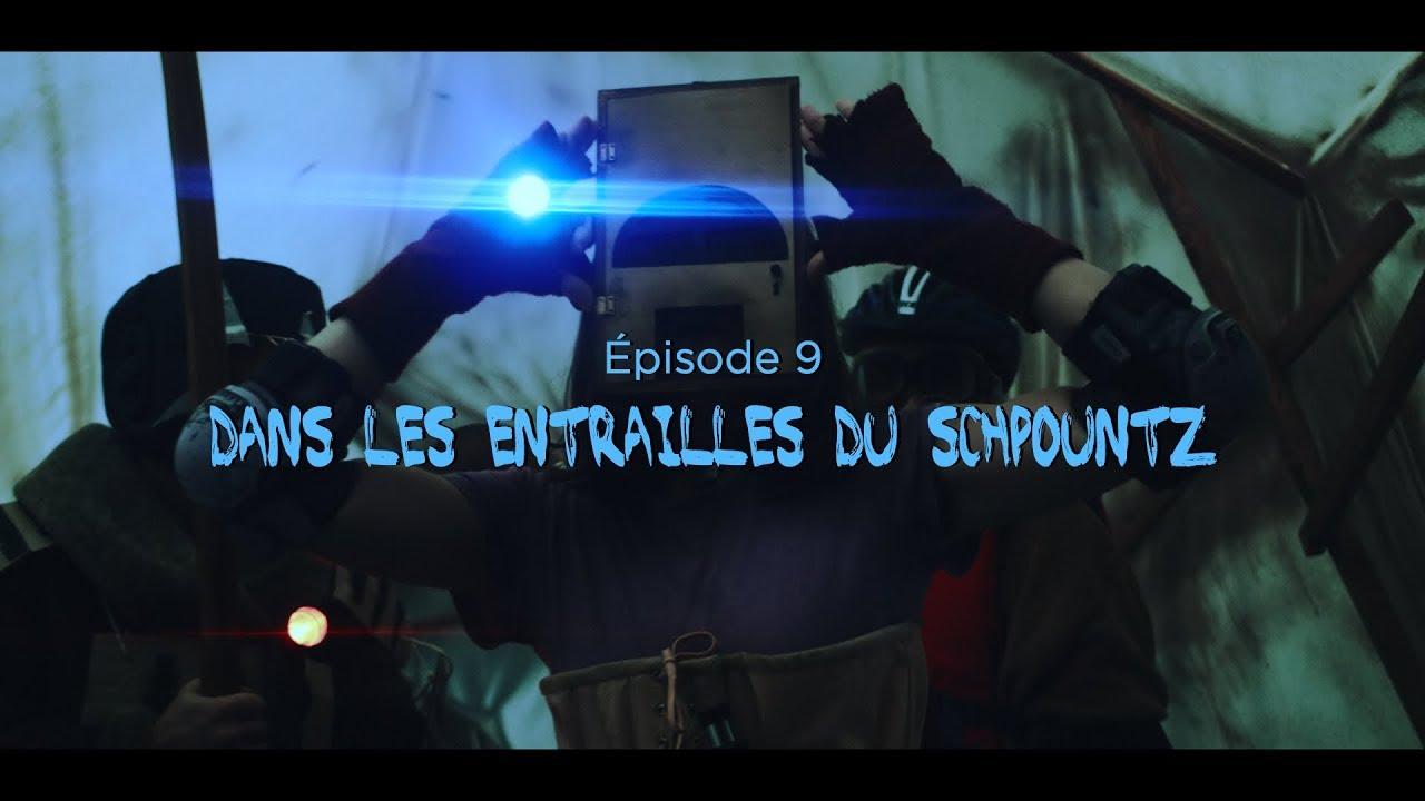 Boldiouk & Bradock S01E09 : Dans les entrailles du Schpountz