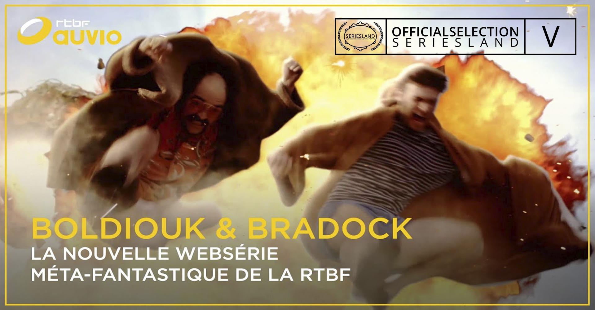 Boldiouk & Bradock en sélection officielle du Bilbao Seriesland Festival 2019, Espagne