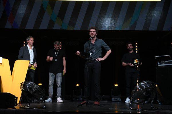 Boldiouk & Bradock recompensé au Realist Web Fest 2019, Nijni-Novgorod, Russie